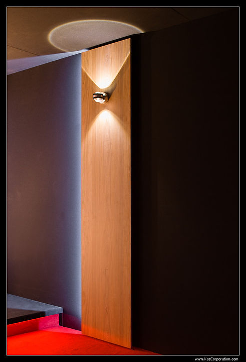 Panneau design en bois