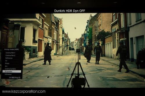 HDR Dyn OFF