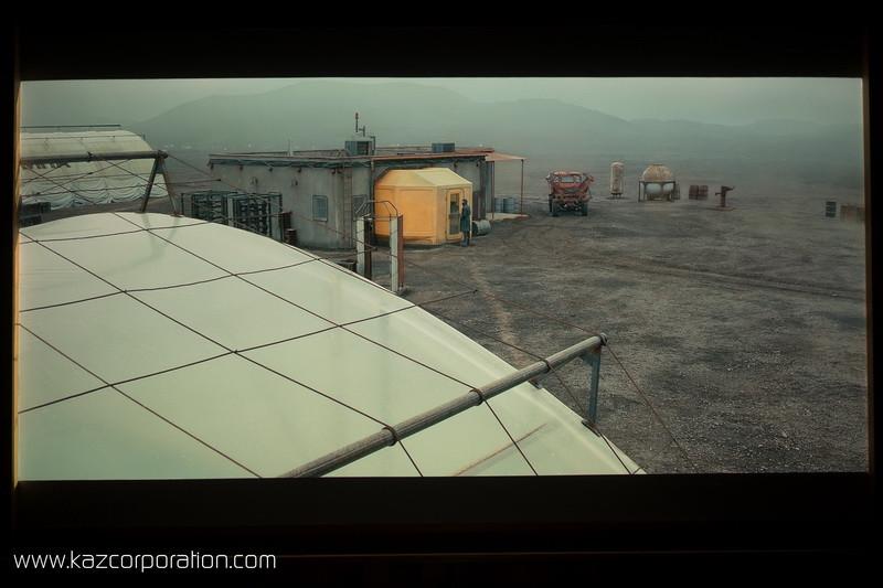 Optoma CinemaX P2 - Blade Runner 2049 exploitation agricole