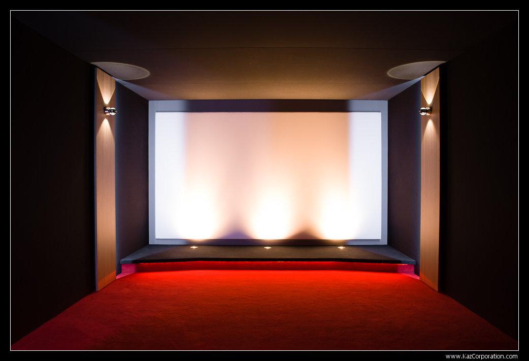 Scène avant Luxury Classic
