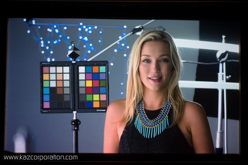 Optoma CinemaX P2 - mire HDR skin tone