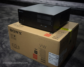 Test du Sony vw570es