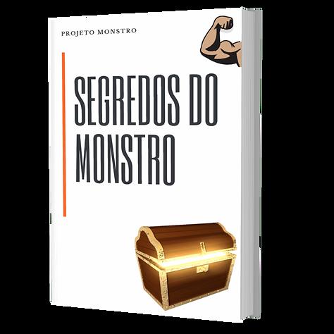 E-book Segredos do Monstro - Receitas Monstro