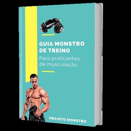 E-book Guia Monstro de Treino - Receitas Monstro