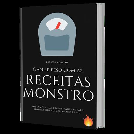 E-book Receitas Monstro