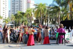 Teatro Parlendas - Espetáculo MARRUÁ e oficina cultural gratuita