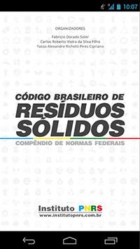 Instituto PNRS lança APP com todas as leis, decretos e demais regulamentações da Politica Nacional d