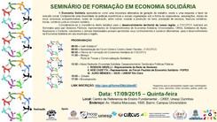 CIRCUITO DE PARTICIPAÇÃO: Fórum Oeste e Centro-Oeste Paulista de Economia Solidária