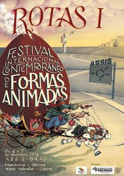 O ROTAS I – Festival Internacional Contemporâneo de Formas Animadas