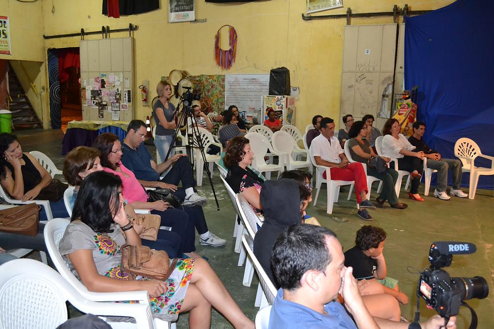 Galpão Cultural - 7/11/2015