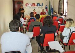 Mobilização da Sociedade Civil em Valença/RJ