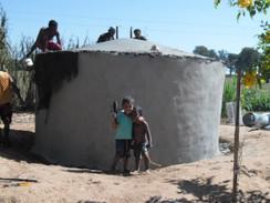 Cisterna de Ferro-cimento - Cooperativa dos Agricultores Agroecológicos Boa Esperança – COOAABE
