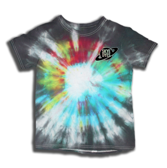 The Supernova - Black and Rainbow