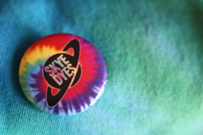 Official Skye Dyes Buttons - 5 Pack