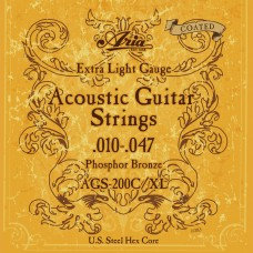 ARIA ACOUSTIC STRINGS 10S