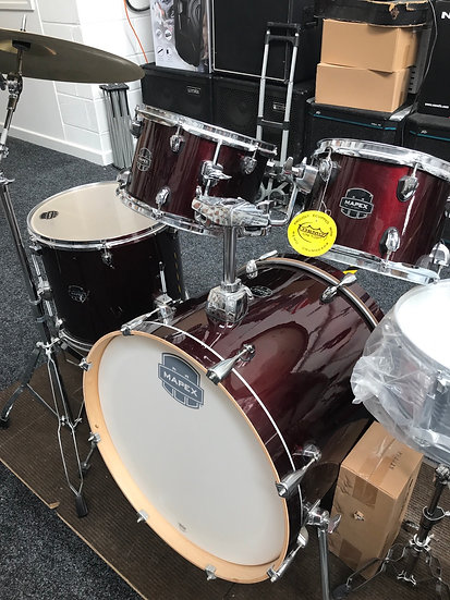 Mapex Storm kit with Hayman snare