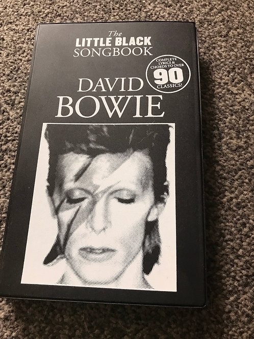 Little black book David Bowie