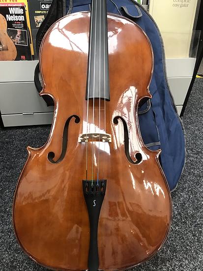 Stentor Student 1 cello full size