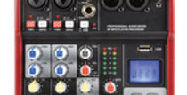 CSM Compact Mixers With USB / Bluetooth