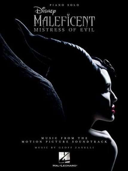 GEOFF ZANELLI: MALEFICENT: MISTRESS OF EVIL: PIANO