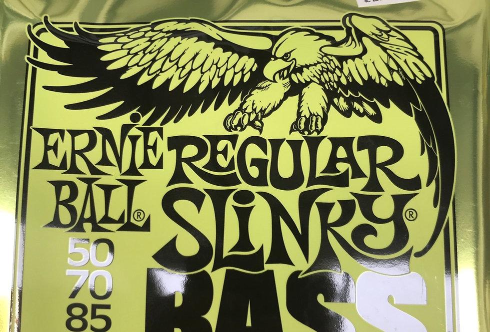 Regular Slinky Bass strings