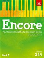 KAREN MARSHALL: ENCORE - BOOK 2 (GRADES 3 & 4): PIANO