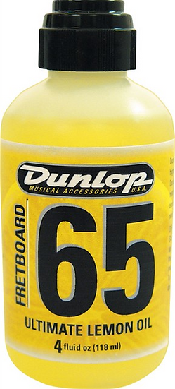 JD 6554 FORM 65LEMON OIL 4 OZ