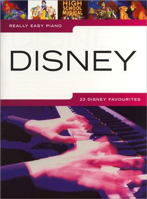 DISNEY: EASY PIANO
