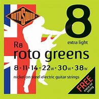 Roto Greens Extra Light 8s