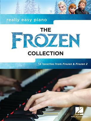 REALLY EASY PIANO: THE FROZEN COLLECTION: PIANO