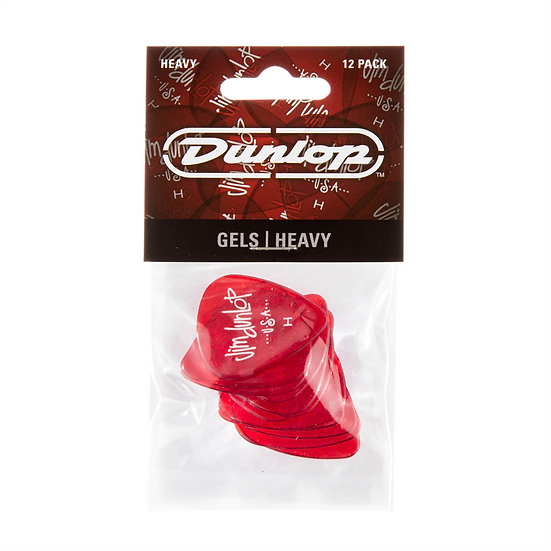 JD GELS HEAVY RED PL PK OF 12