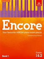 KAREN MARSHALL: ENCORE - BOOK 1 (GRADES 1 & 2): PIANO