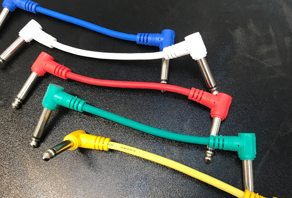 Patch leads 15cm