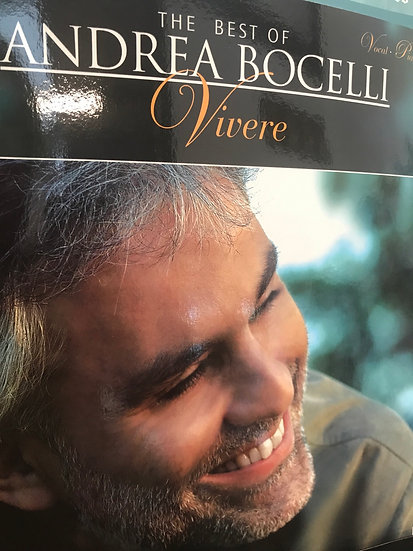 The very best of Andrea Bocelli