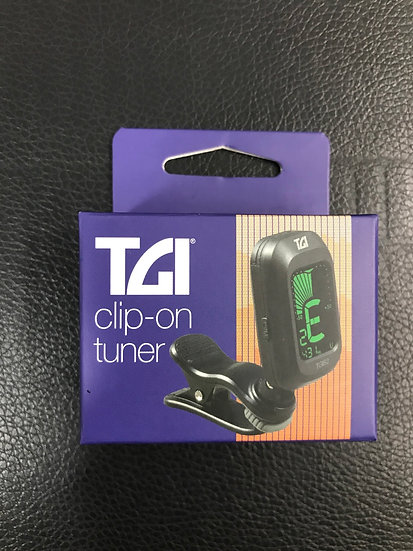 TGI clip-on tuner