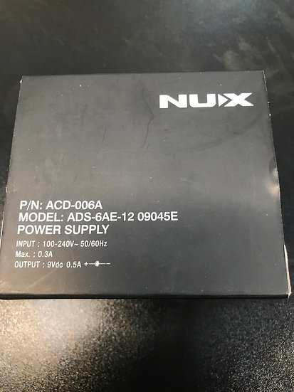 Nux power supply