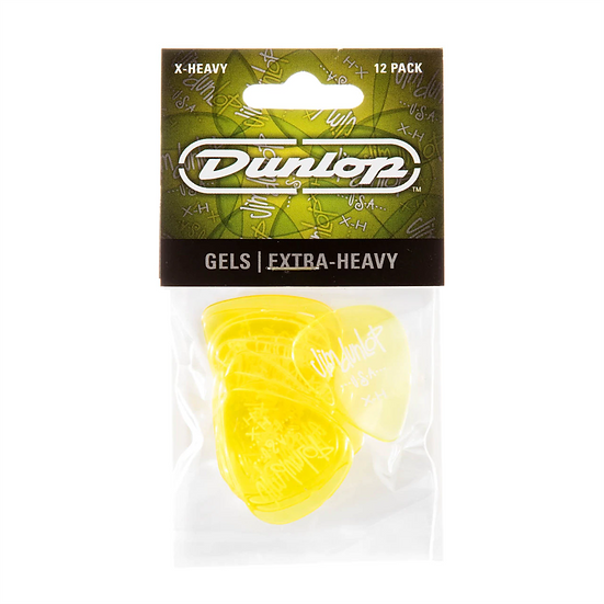 JD GELS EXTRA HEAVY YELLOW PL PK OF 12