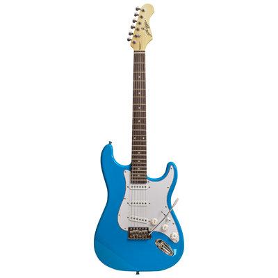 Johnny Brook Electric Guitar Blue