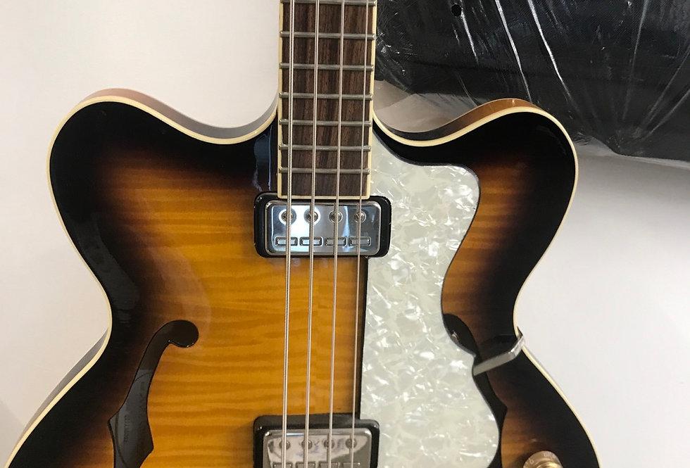 Hofner contemporary bass