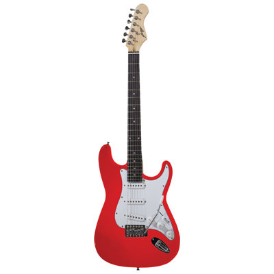 Johnny Brook Electric Guitar Red