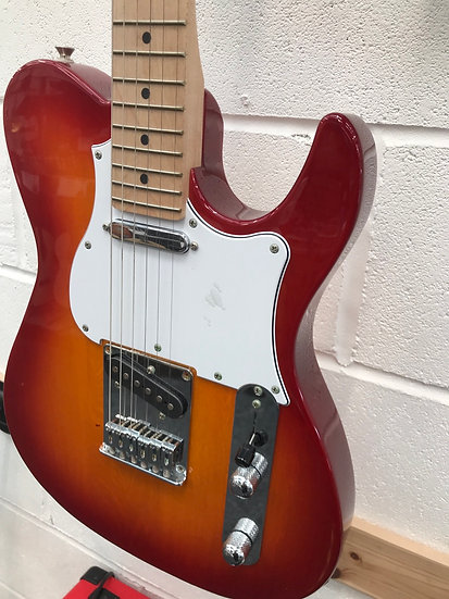 FGN  Boundary Tele made in Japan