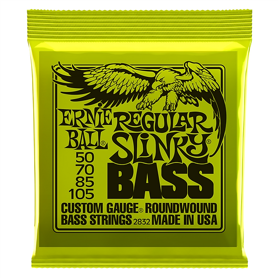 EB REGULAR SLINKY BASS SET 50-105