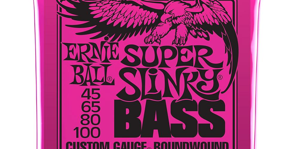 EB SUPER SLINKY BASS SET 45-100