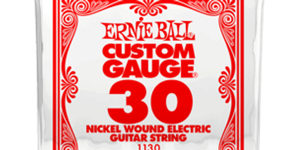 .030 NICKEL WOUND ELECTRIC GUITAR STRING