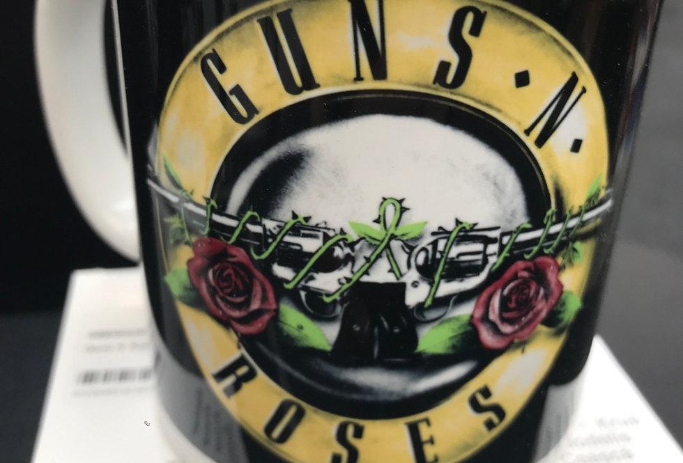 Guns and Roses Mug