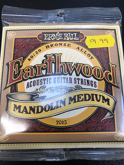 Mandolin medium strings