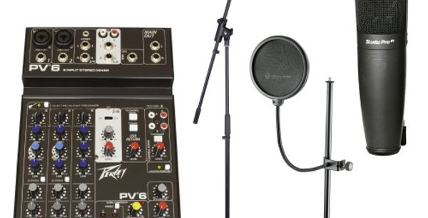 Home Recording Pack 2
