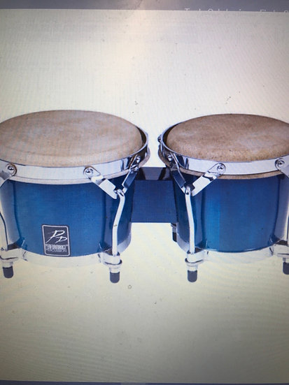 PP World Bongos  Blue