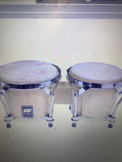 PP World Bongos  natural