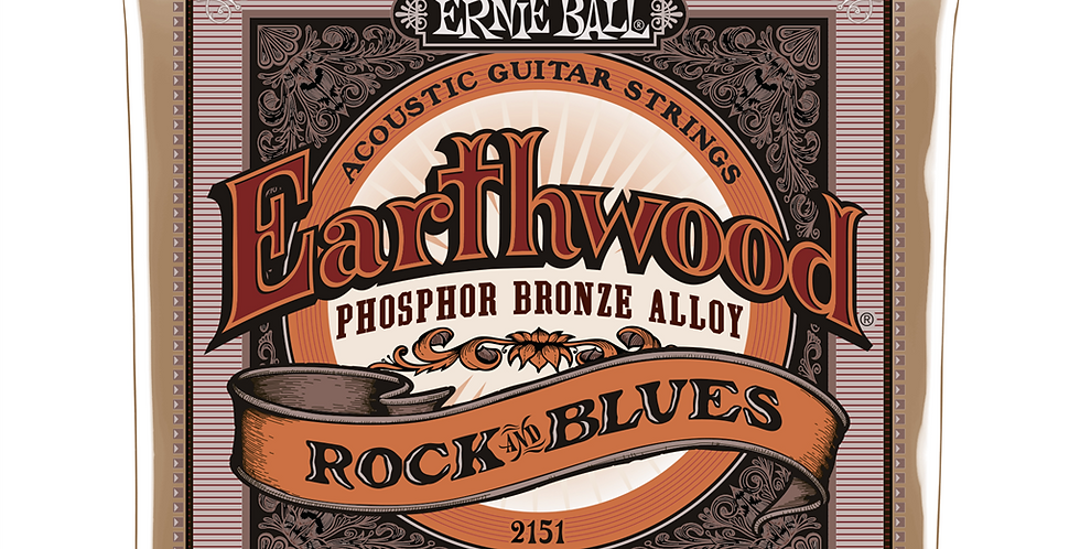 EW PHOSPHOR BRONZE ROCK BLUES SET 10-52